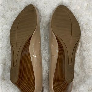 Cole Haan Shoes - Cole Hann Nude Wedge Heels size 10